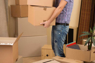 Residential Moving Labor
